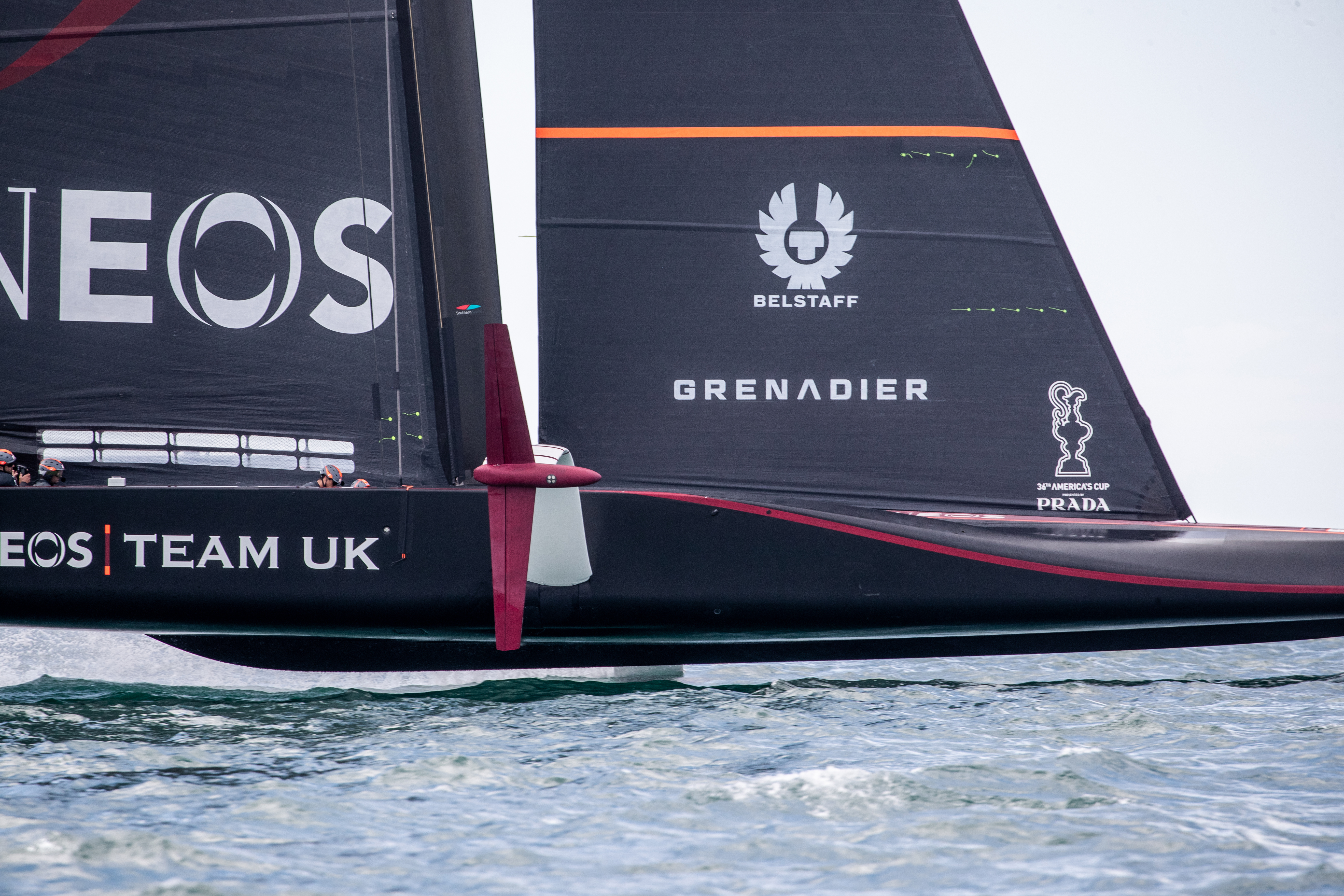 Ineos Team UK - America's Cup
